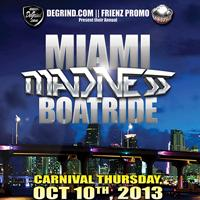 MIAMI MADNESS BOATRIDE