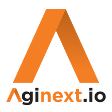 Aginext.io logo