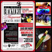 J.A.S.M. Company Presents All White/Black Light...