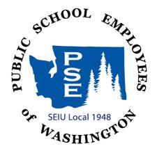 Public School Employees of Washington SEIU 1948 logo