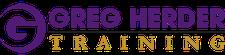 Greg Herder Training logo