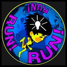 RUN! RUN! RUN! International Body for Research  logo