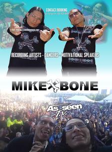LiL Mike & FunnyBone logo