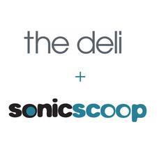 The Deli Magazine + SonicScoop.com logo