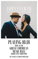 Johnnyswim @ GAMH w/ Penny and Sparrow - SOLD OUT!