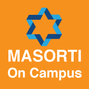 Masorti on Campus logo