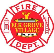 Elk Grove Village Fire Department logo