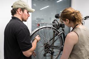 Basic bicycle maintenance [Altrincham]