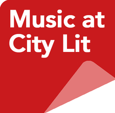 Music at City Lit  logo
