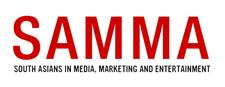 SAMMA (South Asians in Media, Marketing & Entertainment) logo