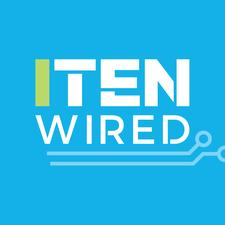 ITEN WIRED is hosted by ITGULFCOAST and FloridaWest EDA logo
