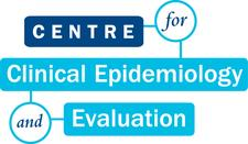 Centre for Clinical Epidemiology and Evaluation logo