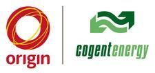 Cogent Energy / Origin Energy logo