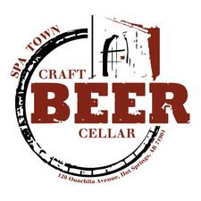 CRAFT BEER CELLAR-HOT SPRINGS logo