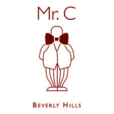 Mr. C Beverly Hills logo