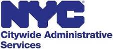 NYC Department of Citywide Administrative Services logo