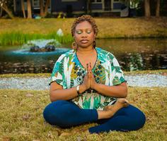 """Sapphire Sanctuary"" Women's Self-Care Circle"