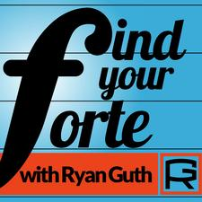 Ryan Guth (Find Your Forte) logo