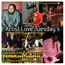 Artist Love Tuesday's logo