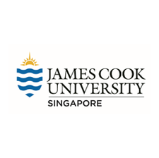 James Cook University Singapore logo