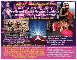 The Pre Grand Final & Greater London's Dazzling Beauty...