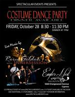 COSTUME DANCE PARTY at NAVY GOLF COURSE