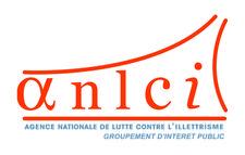Agence nationale de lutte contre l'illettrisme logo