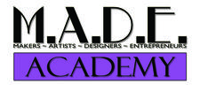 M.A.D.E. Academy logo