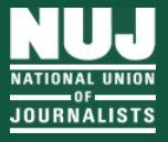 National Union of Journalists Leeds Branch logo