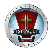St. Paul at Oxon Hill  logo