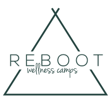 REBOOT WELLNESS CAMPS logo