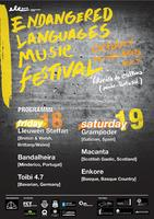 Endangered Languages Music Festival