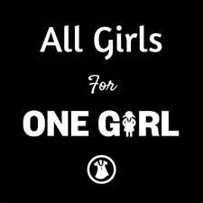 All Girls 4 One Girl logo