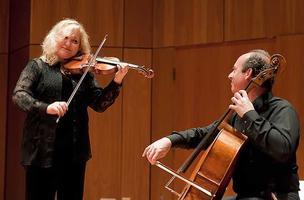 The Elaris Duo - A Violin & Cello Recital