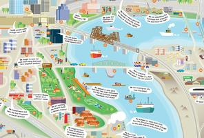 "Glen Cummings, ""Navigating Urban Nature"""