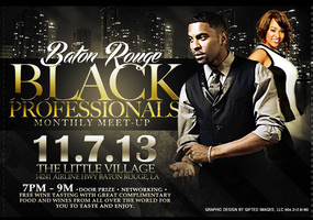 BR Black Professionals November Monthly Meet-Up