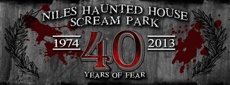 Niles Haunted House Scream Park