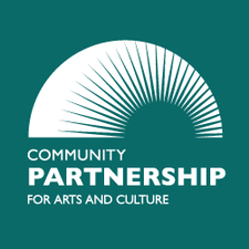 The Community Partnership for Arts and Culture logo