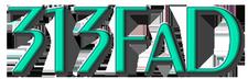 313FAD - The Detroit Fashion Movement logo