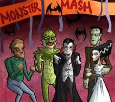 4th Annual Mother Son Monster Mash
