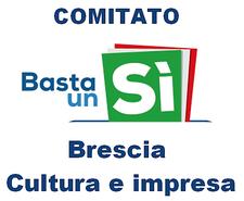 """Comitato """"Brescia - Cultura e impresa"""" logo"""