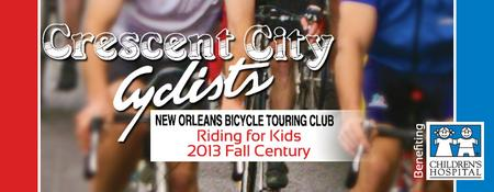 Crescent City Cyclists - Riding for Kids