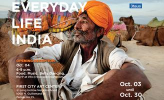 Ross Oscar Knight - Everyday Life India Opening...