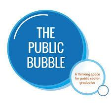 Public Bubble North East  logo