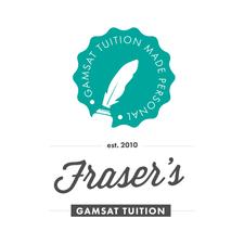 Fraser's GAMSAT Tuition logo
