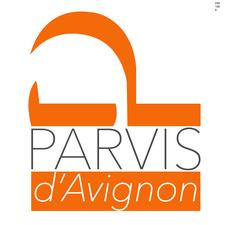Parvis d'Avignon logo