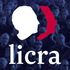 LICRA (Ligue internationale contre le racisme et l'antisémitisme) logo