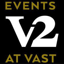 V2 Events at Vast logo