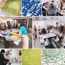 Platetone Printmaking, Paper and Book Arts logo