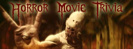 Horror Movie Theme Geek Trivia